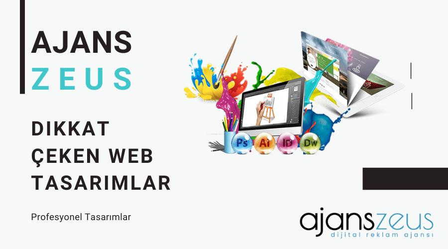 Dikkat Çeken Web Tasarımlar